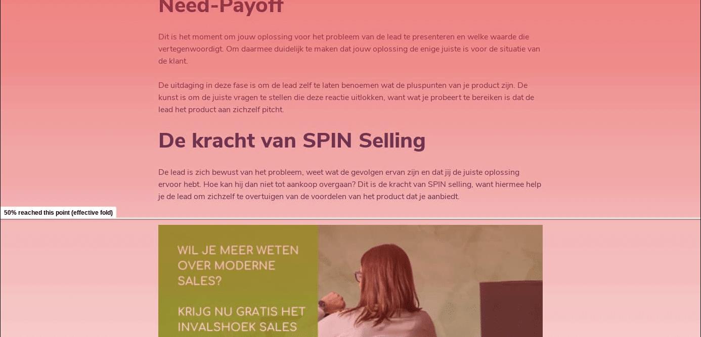Heatmap Website