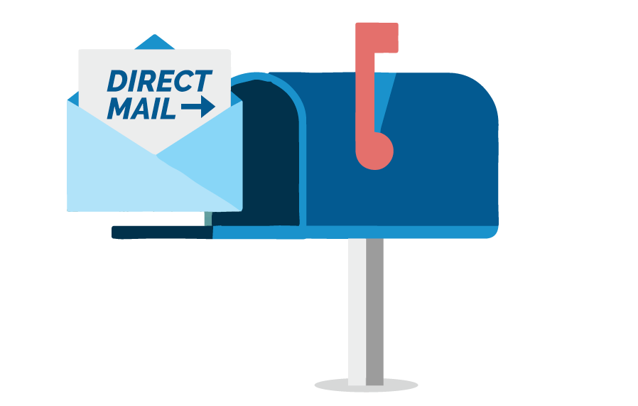 Direct mail als onderdeel van je digitale marketingstrategie