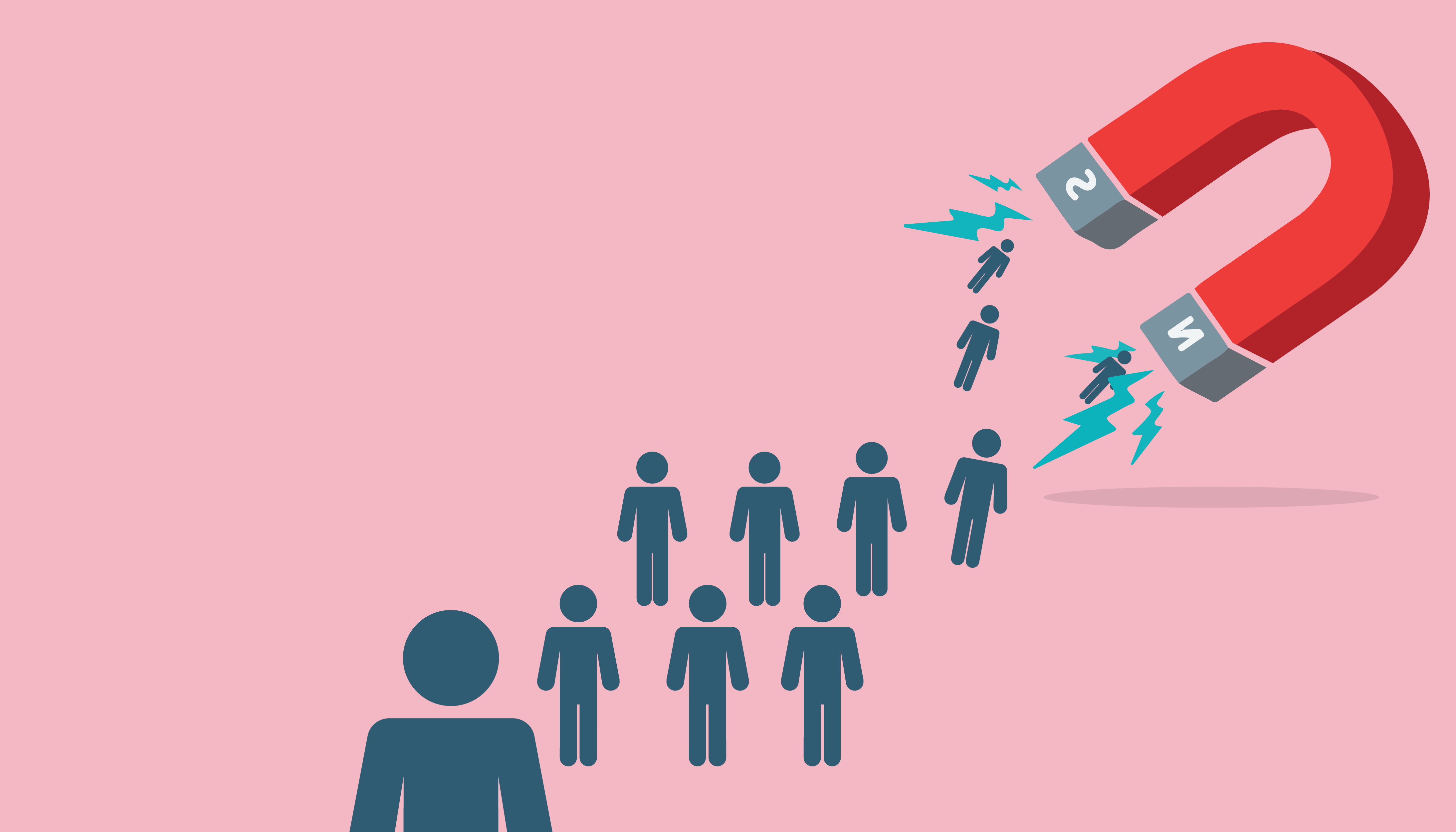Wat te doen wanneer het aantal leads achterblijft?