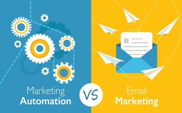Marketing automation & email marketing: wat is het verschil?