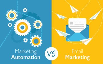 Marketing automation & email marketing: wat is het verschil?