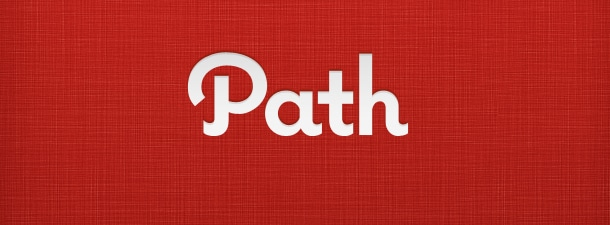 Path stapt over op ephemeral messaging