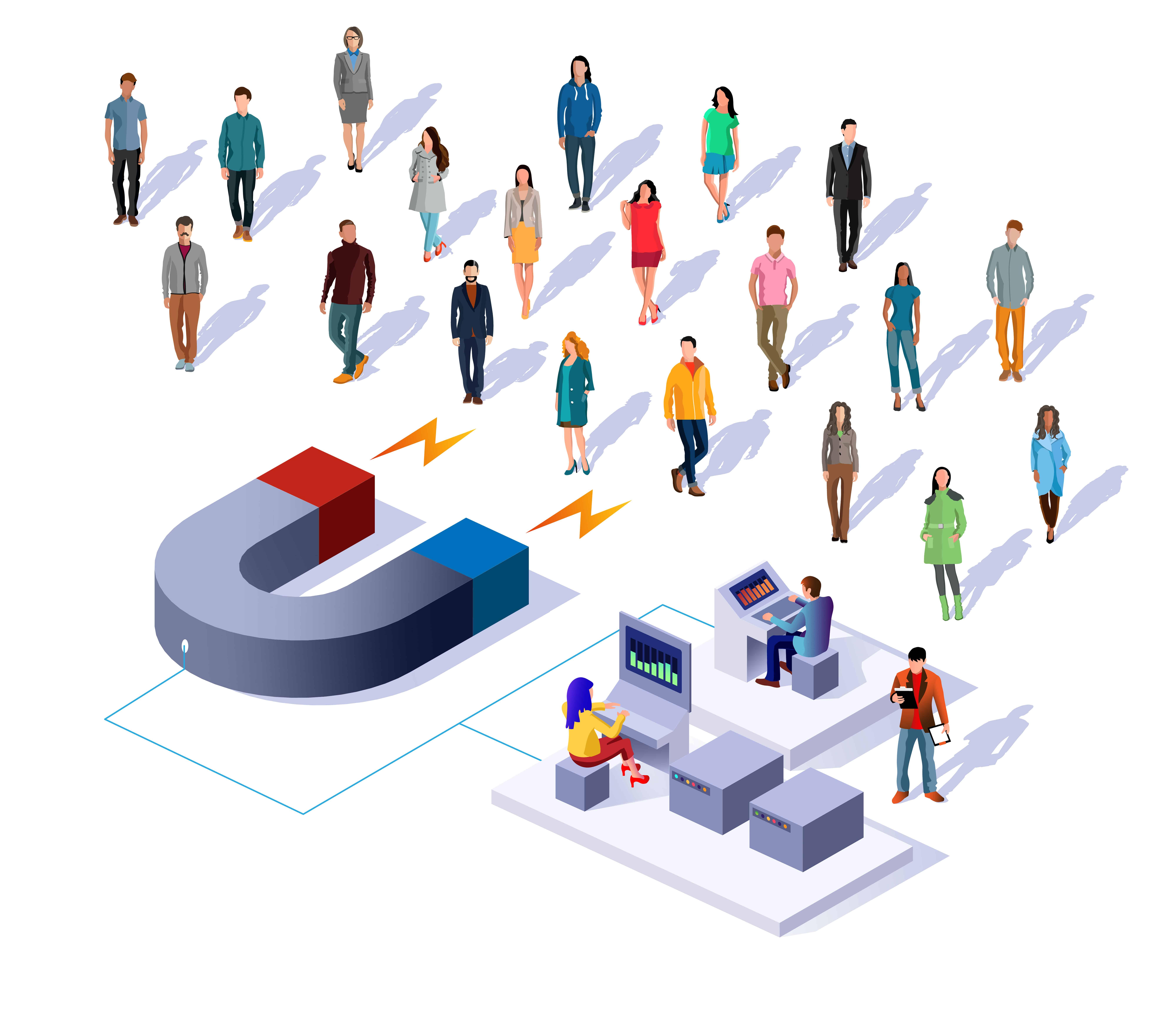 Tien leadgeneratie technieken voor B2B bedrijven