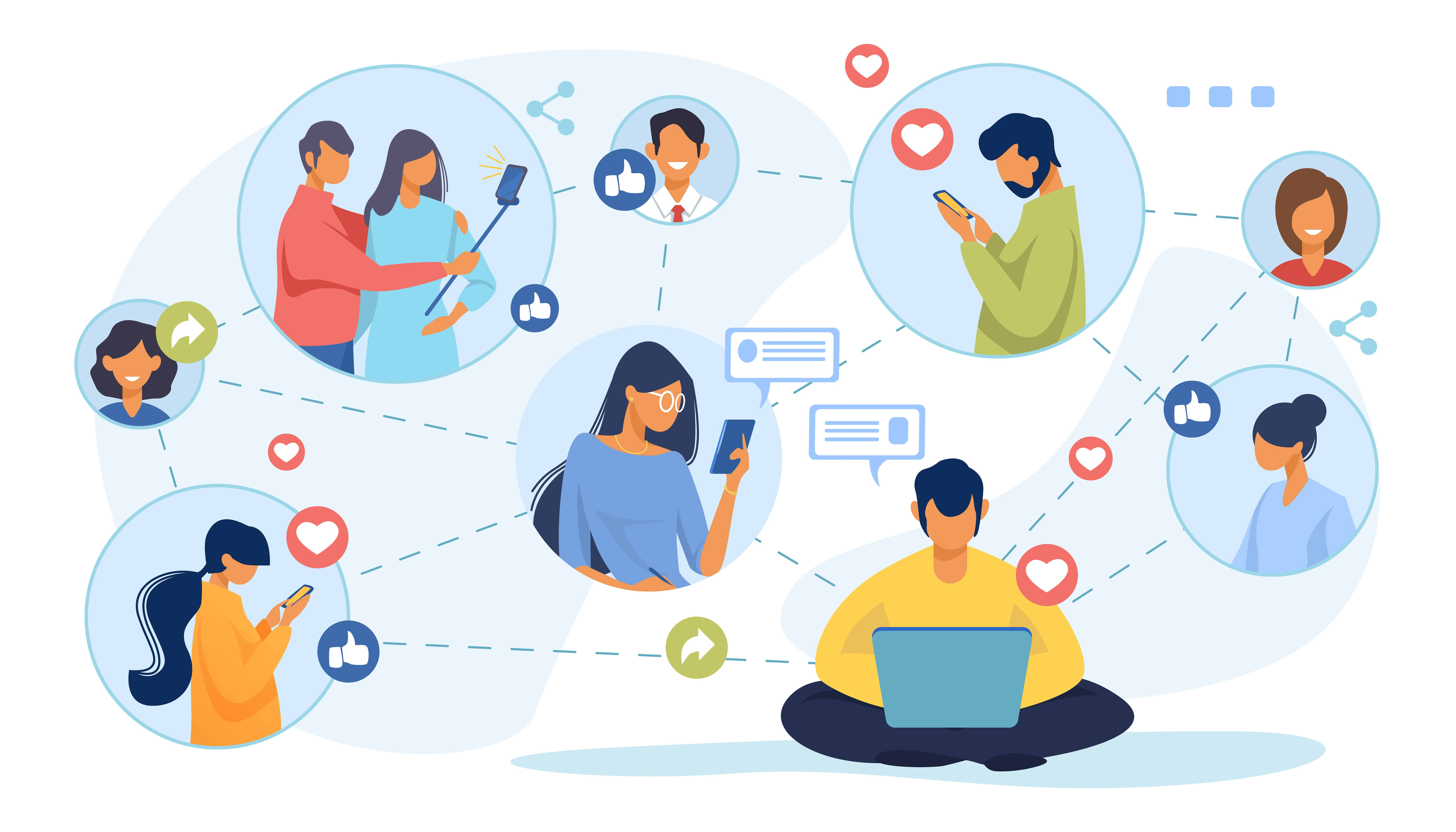 Zes tools om zakelijke social media accounts te beheren - Invalshoek